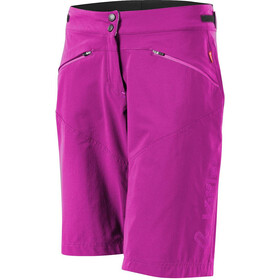 Löffler Montina Comfort Stretch Light Bike Shorts Damen berry